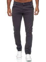 Chino Herren Slim Fit Chinohose Stretch TAZZIO 19530