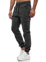 Tazzio Herren Cargohose Regular Fit 16610